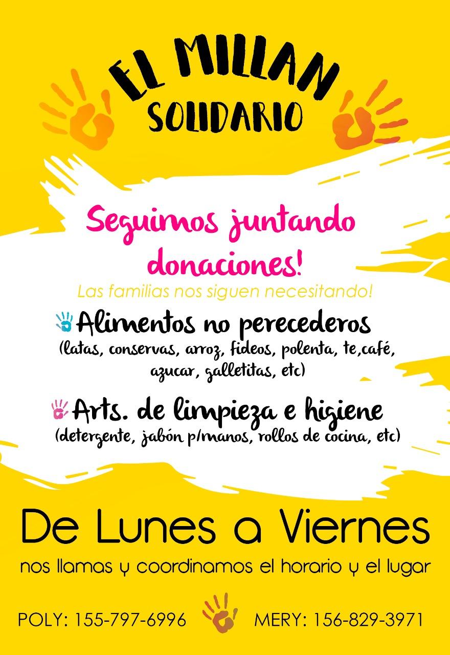 Millan Solidario